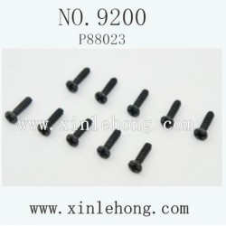 pxtoys 9200 car parts 2.6X10PB Round Head Screw P88023