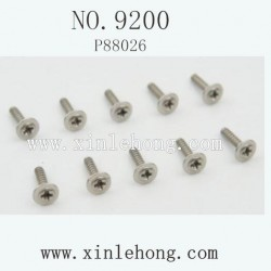 PXTOYS 9200 Car parts 2.3X10PB Screw P88026