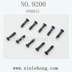 pxtoys 9200 car parts 2.6X14PB Screw P88031