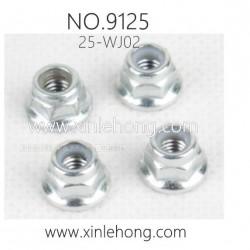 XINLEHONG 9125 Locknut 25-WJ02