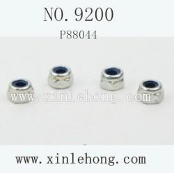 pxtoys 9200 car parts Nylor Nut M4 P88044