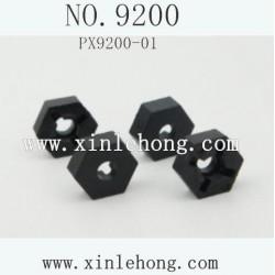 pxtoys 9200 car parts Wheel Hex PX9200-01