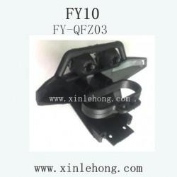 FEIYUE FY-10 Car parts Front Bumper03 FY-QFZ03