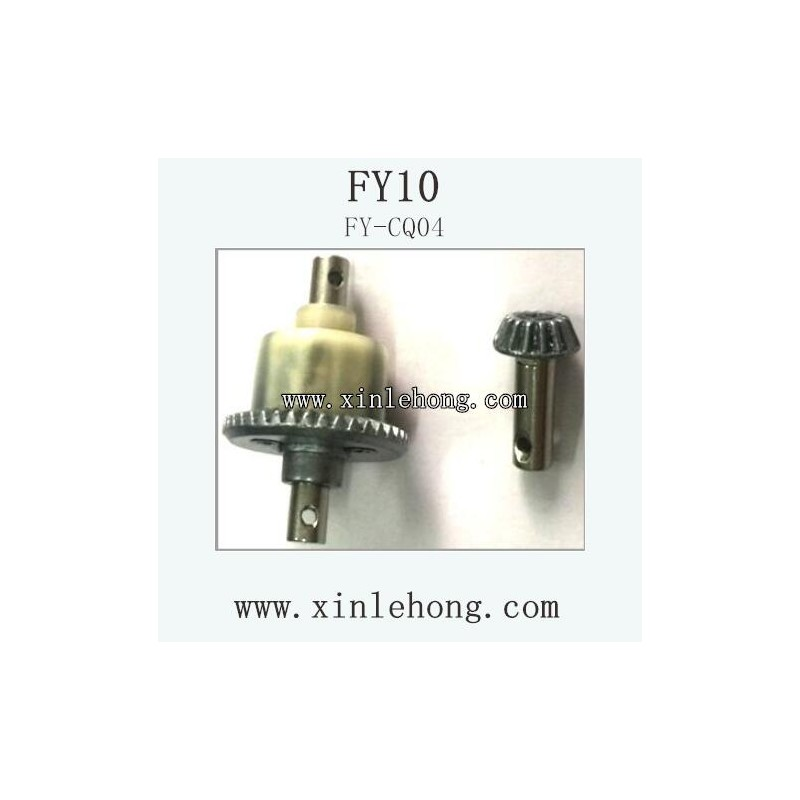 FEIYUE FY-10 Car parts Front Differential Mechanism Components FY-CQ04