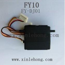 FEIYUE FY-10 Car parts Rudder 01 FY-DJ01