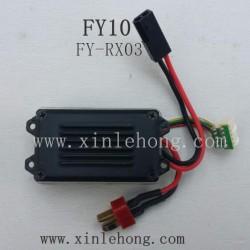 FEIYUE FY-10 Car parts Receiver FY-RX03