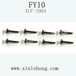 FEIYUE FY-10 Car parts Screw 2×14KB XLF-1004