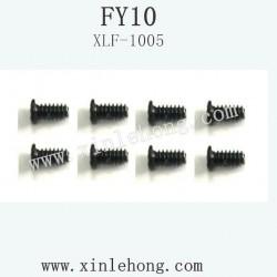 FEIYUE FY-10 CAR PARTS Screw 2.5×6PB XLF-1005