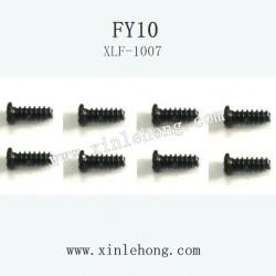 feiyue fy-10 car parts Screw 2.6×8PB XLF-1007