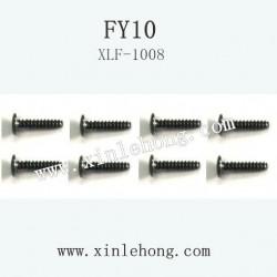 feiyue fy-10 car parts Screw 2.5×12PM XLF-1008