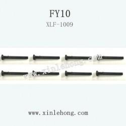 feiyue fy-10 car parts Half Thread Screw 2.5×26PB XLF-1009