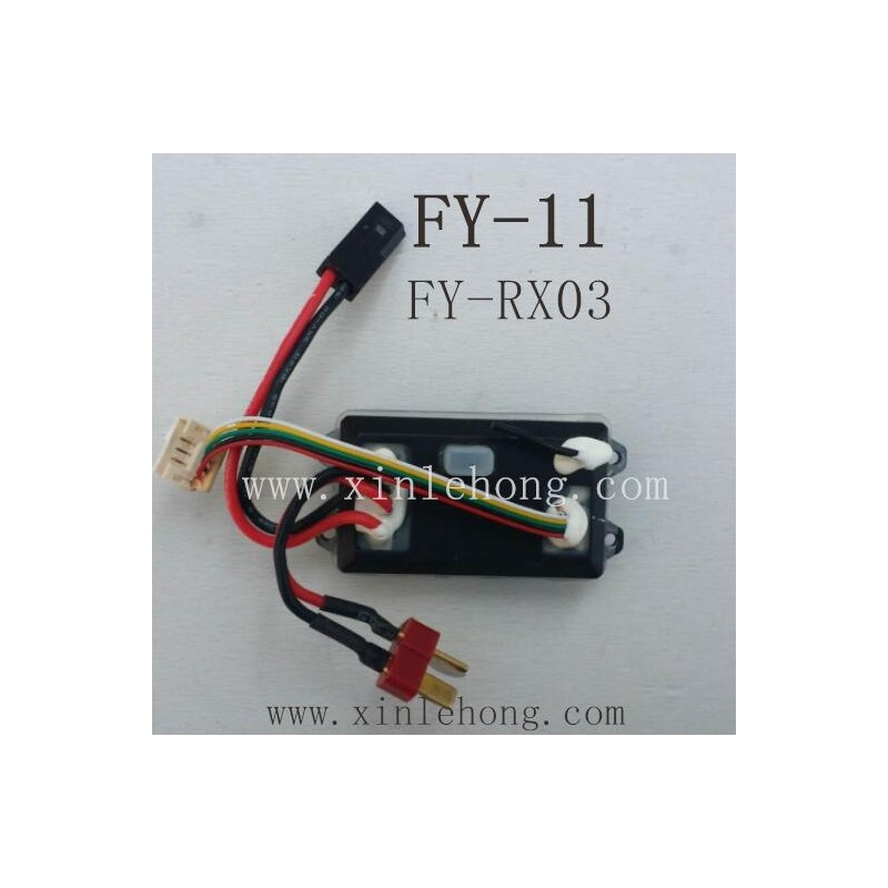 feiyue fy-11 car parts Receiver FY-RX03