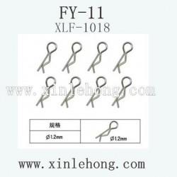 FEIYUE FY-11 Car parts R-Shape Lock Catch XLF-1018