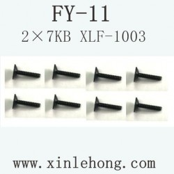 FEIYUE FY-11 CAR PARTS Screw 2×11KB XLF-1003