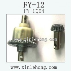 FEIYUE FY-12 CAR parts Front Differential Mechanism Components FY-CQ04