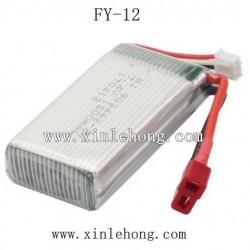 feiyue fy-12 car parts Battery 7.4V 1500mAh