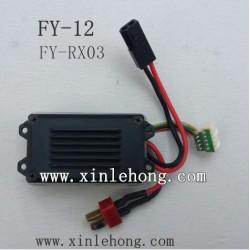 feiyue fy-12 car parts Receiver FY-RX03