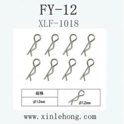 FEIYUE FY-12 car parts R-Shape Lock Catch XLF-1018