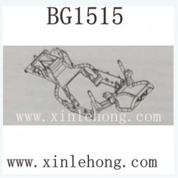 SUBOTECH BG1515 Car parts Chassis S15150200