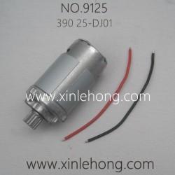 Xinlehong 9125 Car parts Motor 390 25-DJ01