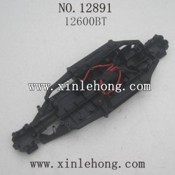 HBX 12891 Car parts bottom 12600BT