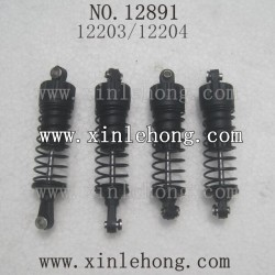 HBX 12891 Car parts Front Shock Absorbers