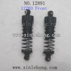 HBX 12891 Car parts Front Shock Absorbers 12203