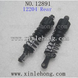 HBX 12891 Car parts Rear Shock Absorbers 12204