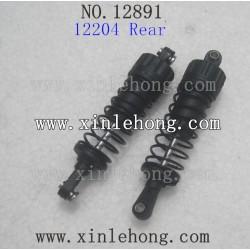 HBX 12891 Car parts Rear Shock Absorbers 12204