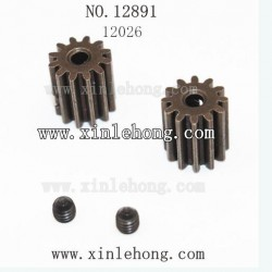 HBX 12891 Car parts motor gear