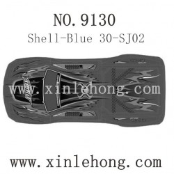 xinlehong 9125 car body shell