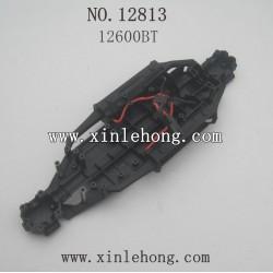 HBX 12813 Car parts 1500mAh Version Chassis 12600BT