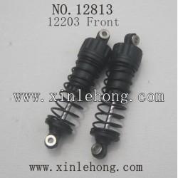 HBX Survivor mt 12813 car parts Front  Shock Absorbers