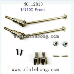 HBX SURVIVOR MT 12813 Car parts Upgrade Metal Drive Shafts