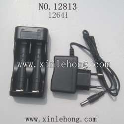 HBX 12813 Car parts Charge Box+Charger 12641