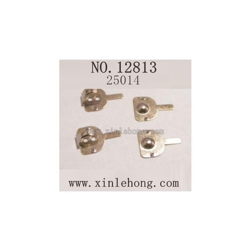 HBX 12813 Car parts Battery Contact Strips 25014