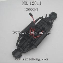 HAIBOXING 12811 Car parts Chassis 12600BT