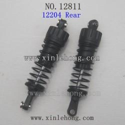 HAIBOXING 12811B car parts Rear Shock Absorbers 12204