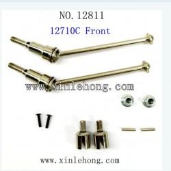 HBX 12811 12811B Car parts upgrade bone god shaft