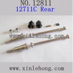 HBX 12811B Car parts Upgrade Metal Drive Shafts