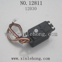 HBX 12811B RC CAR PARTS 5-Wire Steering Servo 12030