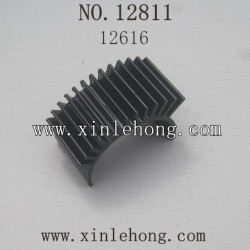 HBX 12811 Car parts Motor Heatsink 12616