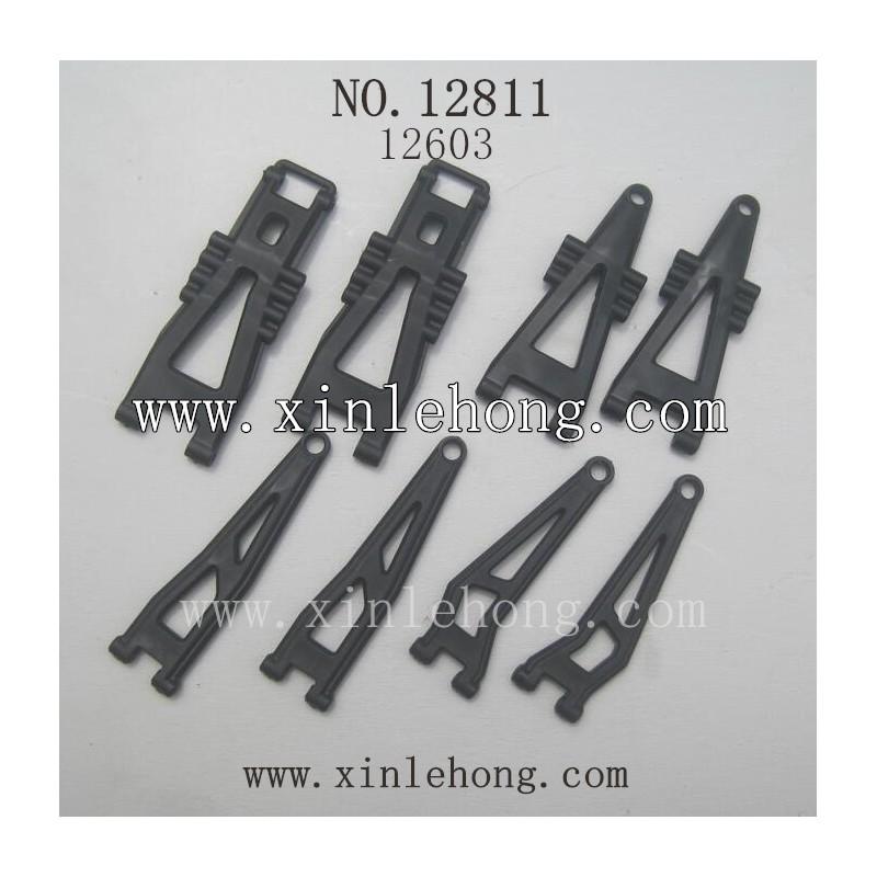 HAIBOXING 12811B Car parts  Suspension Arms 12603