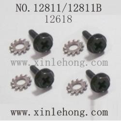 HBX 12811B Car parts Wheel Lock Screws 12618