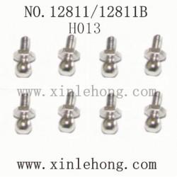 HBX 12811B Car parts Ball Stud H013