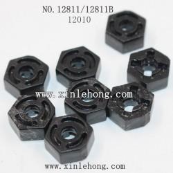 HBX 12811B Car parts Wheel Hex 12010