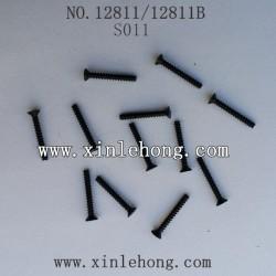 HBX 12811B Car parts Countersunk Self Tapping Screw