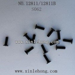 HBX 12811B Car parts Countersunk Screw S062