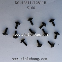 HBX 12811B Car parts Flange Head Self Tapping Screws  