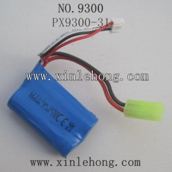 PXtoys sandy land rc car parts battery
